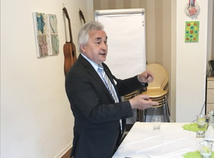 CDU Bundestagsabgeordneter Volker Mosblech
